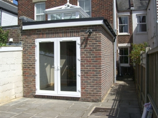 House extension by MB Builders, Gosport, Hampshire