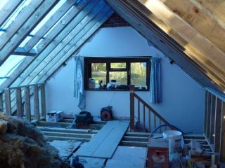Loft conversion by MB Builders, Gosport, Hampshire