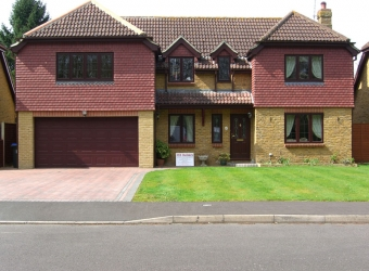 Full height house extension by MB Builders, Gosport, Hampshire