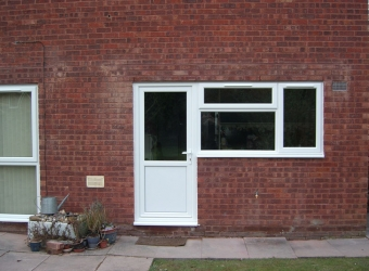 Window and door alteration by MB Builders, Gosport, Hampshire